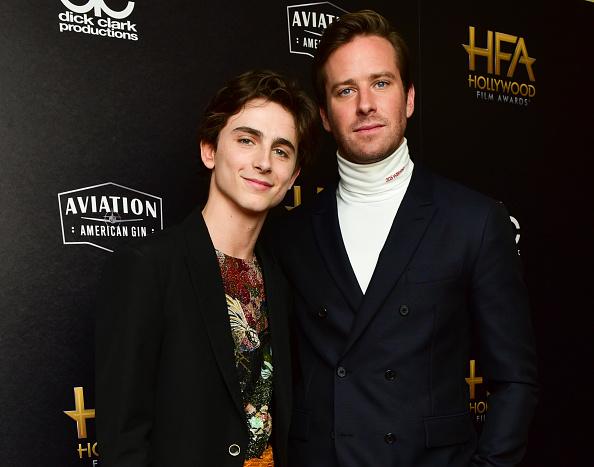 アーミー ハマー「22nd Annual Hollywood Film Awards - Press Room」:写真・画像(19)[壁紙.com]