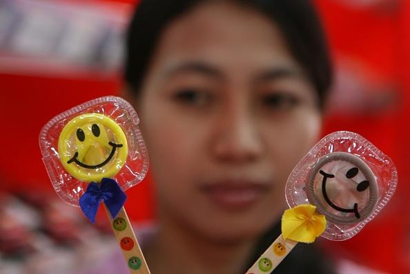 Contraceptive「First Condom Shop Opens In Bali」:写真・画像(12)[壁紙.com]