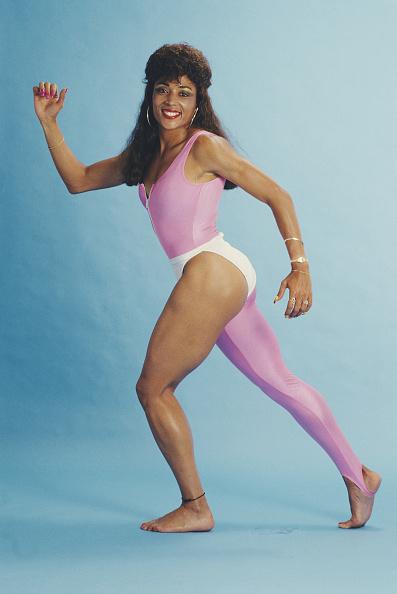 Sports Clothing「Florence Griffith-Joyner」:写真・画像(3)[壁紙.com]