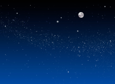 Moon「Generic Starfield」:スマホ壁紙(19)