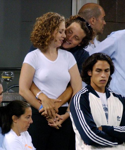 2002「Chelsea Clinton And Boyfriend Watch 2002 U.S. Open Mens Finals」:写真・画像(7)[壁紙.com]