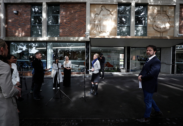 Deep Learning「Sydney School Evacuated After Student Tests Positive For COVID-19」:写真・画像(5)[壁紙.com]