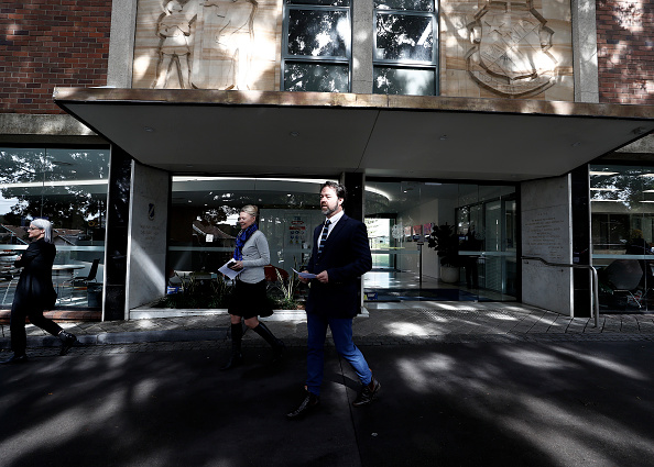 Deep Learning「Sydney School Evacuated After Student Tests Positive For COVID-19」:写真・画像(4)[壁紙.com]