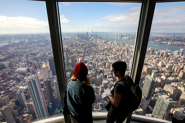 Tourism「Empire State Building Unveils Renovated 102nd Floor Observatory」:写真・画像(11)[壁紙.com]