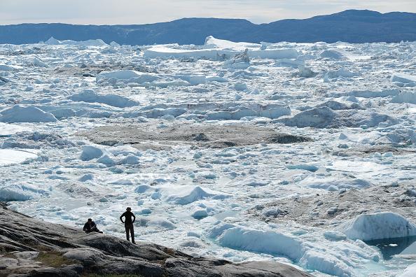 Topix「Western Greenland Hit By Unseasonably Warm Weather」:写真・画像(15)[壁紙.com]