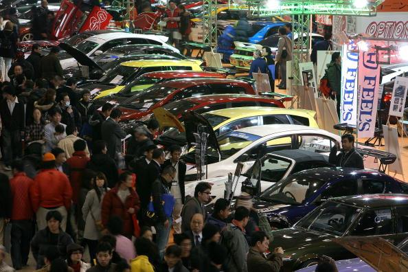 Tokyo Auto Salon「Tokyo Auto Salon 2009 Take Place In Chiba」:写真・画像(12)[壁紙.com]