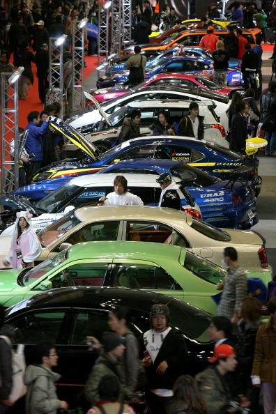 Tokyo Auto Salon「Tokyo Auto Salon 2009 Take Place In Chiba」:写真・画像(14)[壁紙.com]