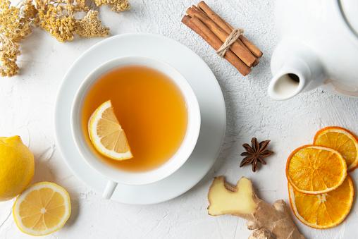 Mint Leaf - Culinary「Herbal Tea」:スマホ壁紙(16)