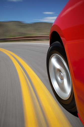 Hairpin Curve「Mountain Road Speed Car.」:スマホ壁紙(18)