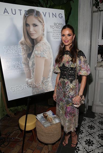 Rob Kim「Haute Living Celebrates Georgina Chapman With Perrier-Jouet And JetSmarter」:写真・画像(3)[壁紙.com]