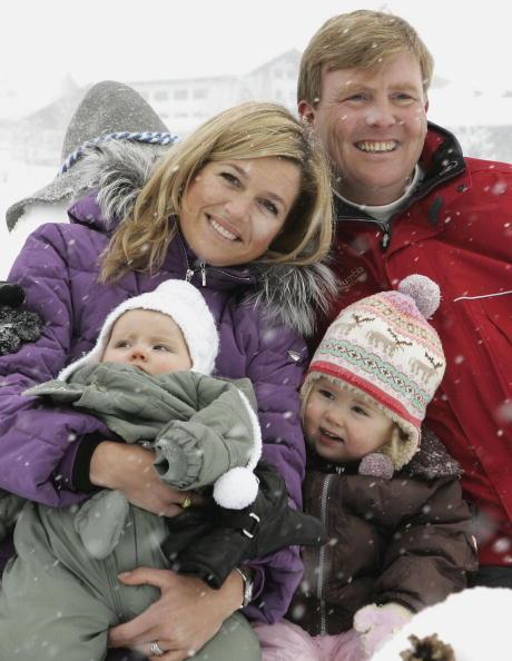 Dutch Royalty「Dutch Royal Family Annual Winter Photocall」:写真・画像(14)[壁紙.com]