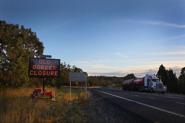 Queensland「Regional Towns Along New England Highway Feel The Effect Of Coronavirus Pandemic」:写真・画像(0)[壁紙.com]