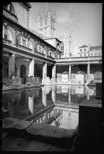 Roman Bath「Roman Baths Museum」:写真・画像(3)[壁紙.com]