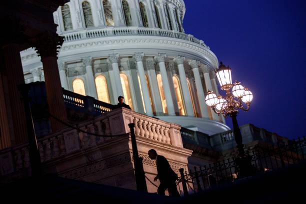 Senate Continues Debate As Government Shutdown Enters Third Day:ニュース(壁紙.com)
