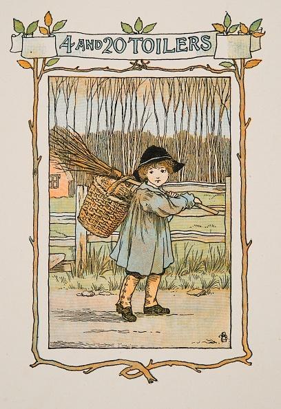 1900「Vignette From Four And Twenty Toilers」:写真・画像(17)[壁紙.com]