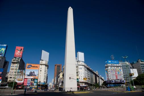 Buenos Aires「Buenos Aires Obelisk Argentina」:スマホ壁紙(17)