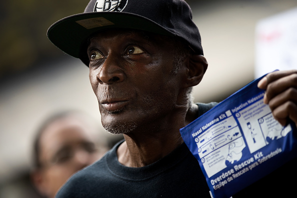 Drew Angerer「Activists Call For Reallocating Some Of NYPD's Opioid Crisis Budget To Recovery Programs」:写真・画像(13)[壁紙.com]