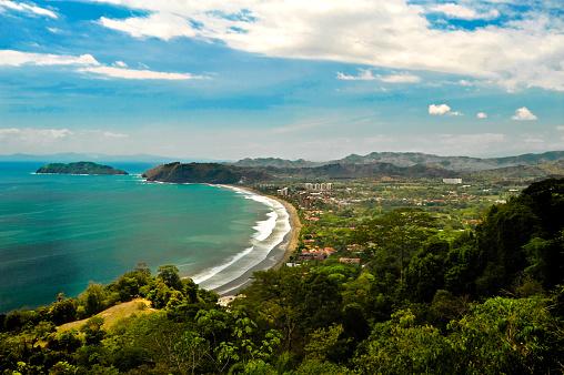 Central America「Aerial of Jaco Costa Rica」:スマホ壁紙(6)