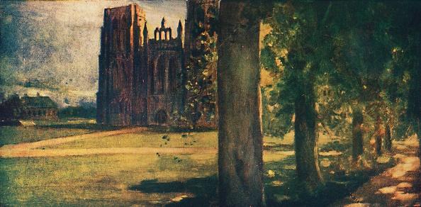 Light Effect「Wells Cathedral」:写真・画像(12)[壁紙.com]