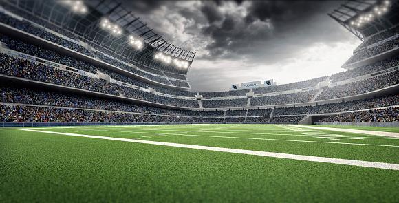 Stadium「American football stadium」:スマホ壁紙(12)