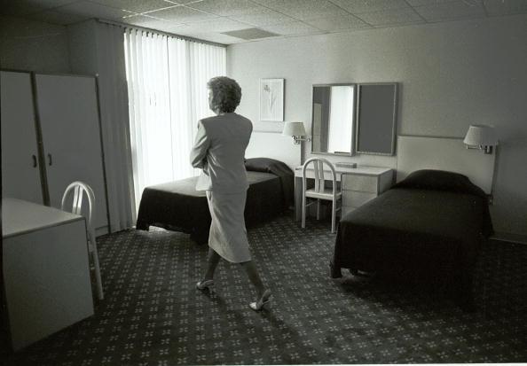 High Heels「Betty Ford Tours The Hanley-Hazelden Center」:写真・画像(7)[壁紙.com]