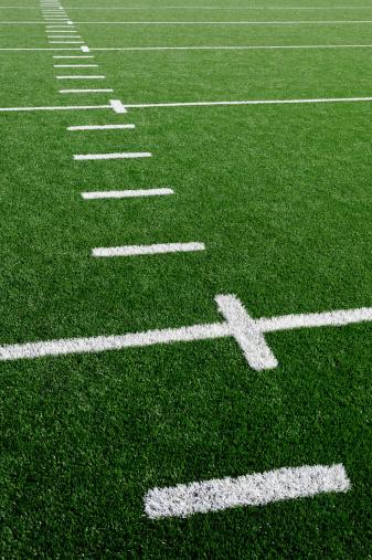 Yard Line - Sport「American Football Field Grass Turf」:スマホ壁紙(13)