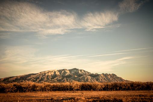 Sandia Mountains「Snow Covered Sandia Mountains」:スマホ壁紙(18)