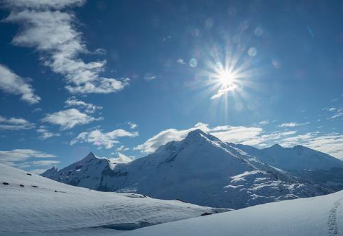 Snowdrift「Snow covered mountains.」:スマホ壁紙(7)