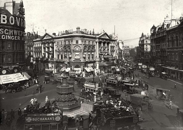 Central London「Piccadilly Circus」:写真・画像(4)[壁紙.com]