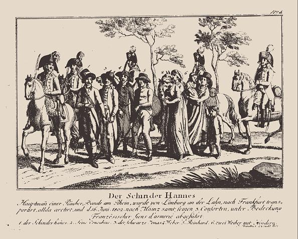 Etching「The Arrest Of Schinderhannes」:写真・画像(16)[壁紙.com]