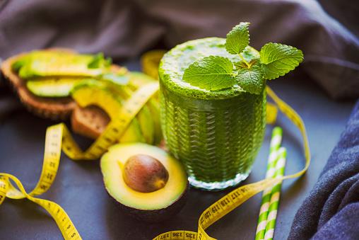 Avocado「Green Smoothie」:スマホ壁紙(16)