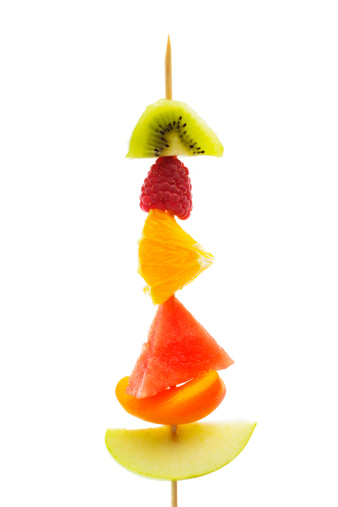 Kiwi「Fruit on skewer」:スマホ壁紙(7)
