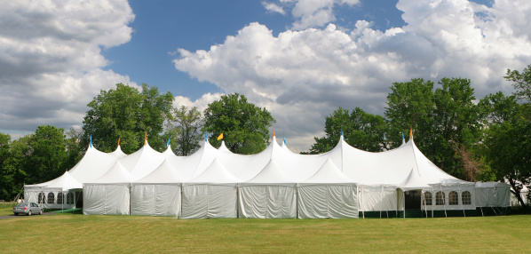 Entertainment Tent「Special Event Large White Tent」:スマホ壁紙(14)