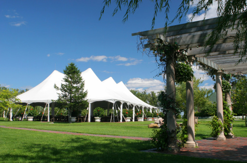 Entertainment Tent「Special Event Large White Tent」:スマホ壁紙(6)