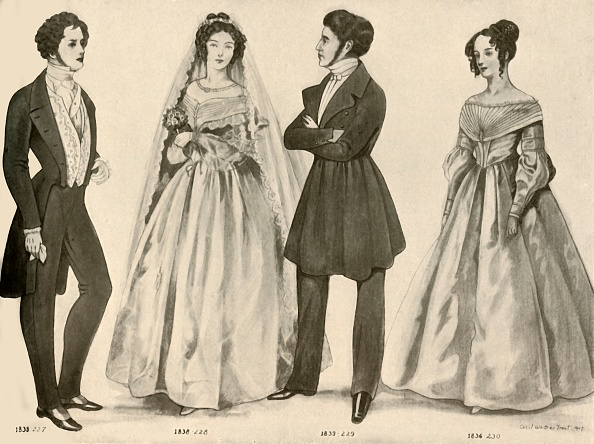 Bride「Clothing From 1836-1847」:写真・画像(14)[壁紙.com]