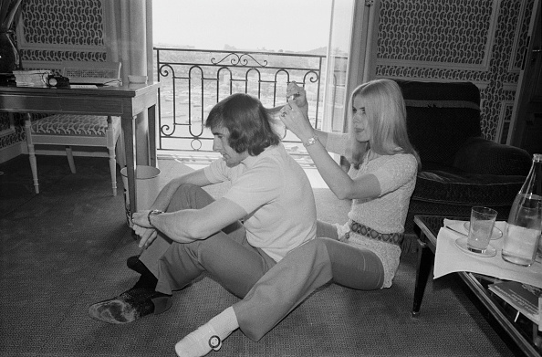 Motorsport「Jackie Stewart Gets A Haircut」:写真・画像(10)[壁紙.com]