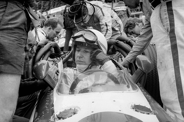 Spa「John Surtees, Yoshio Nakamura, Grand Prix Of Belgium」:写真・画像(1)[壁紙.com]