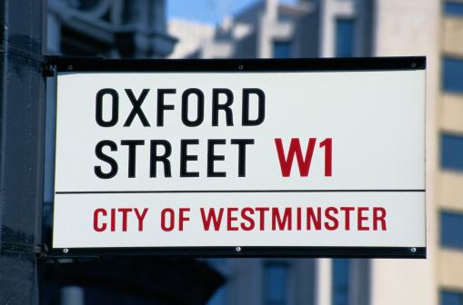 Oxford Street - London「Oxford Street」:スマホ壁紙(11)