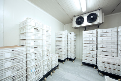 Food And Drink Industry「Meat Storage at -30 Celcius」:スマホ壁紙(9)