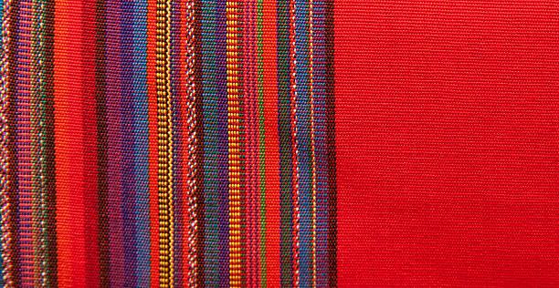 Blanket Detail with Latin American Color Pattern:スマホ壁紙(壁紙.com)