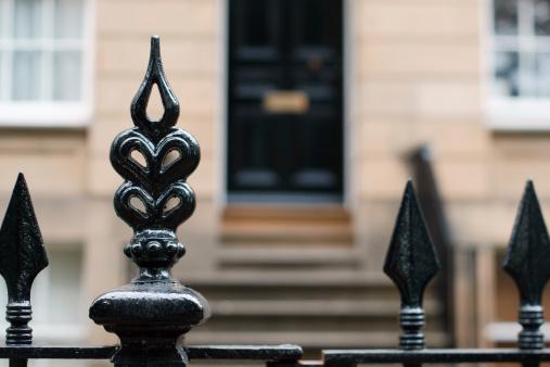 Front Door「Mansion gate」:スマホ壁紙(10)