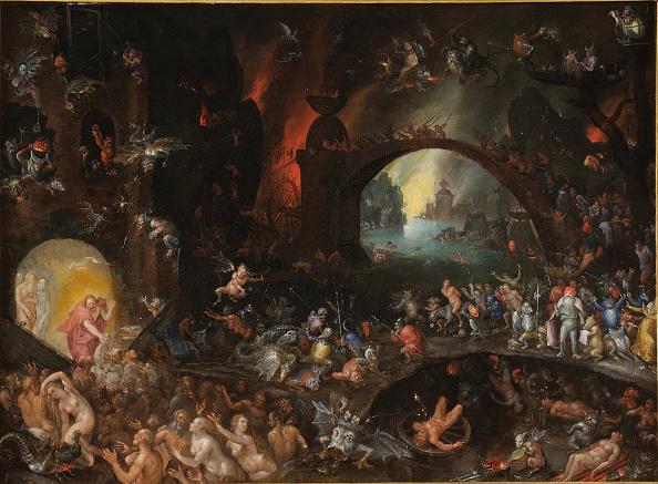 Painting - Activity「Christ In Limbo Ca 1595」:写真・画像(10)[壁紙.com]