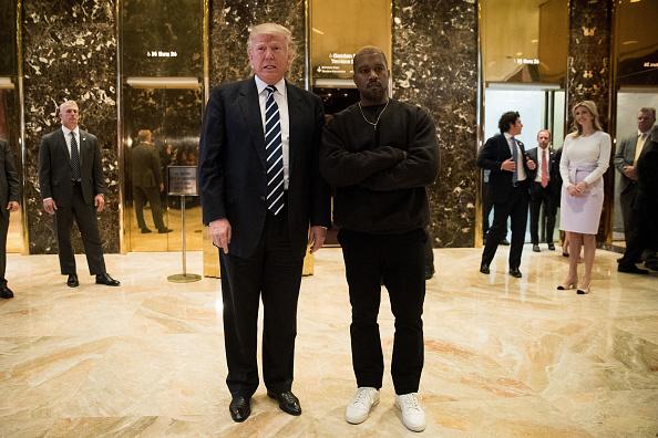 全身「President-Elect Donald Trump Holds Meetings At Trump Tower」:写真・画像(11)[壁紙.com]