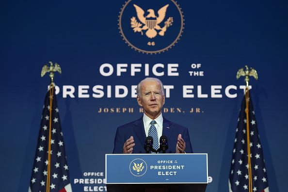 Change「President-Elect Joe Biden Delivers Remarks On Coronavirus And US Economy」:写真・画像(6)[壁紙.com]