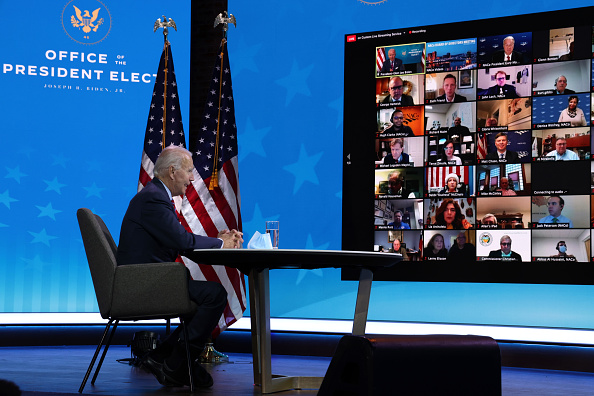Alex Wong「President-Elect Biden Delivers Remarks On Final Jobs Report Of 2020」:写真・画像(7)[壁紙.com]