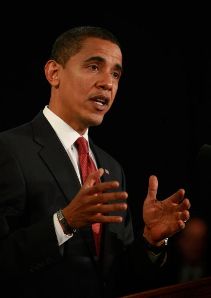 Scott Olson「Obama And Biden Announce Members Of Their Economic Team」:写真・画像(13)[壁紙.com]