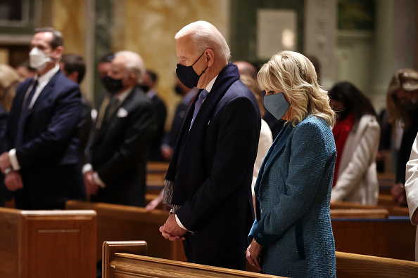 Church「Joe Biden Marks His Inauguration With Full Day Of Events」:写真・画像(1)[壁紙.com]