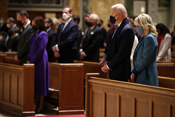 Church「Joe Biden Marks His Inauguration With Full Day Of Events」:写真・画像(16)[壁紙.com]