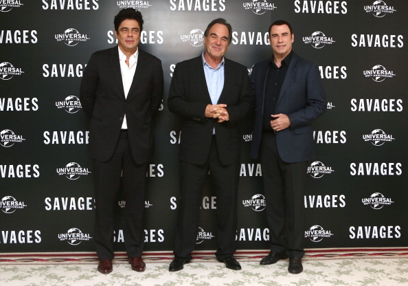Savages - Film Title「Savages - Photocall」:写真・画像(4)[壁紙.com]