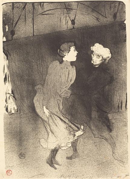 Computer Graphic「Dress Rehearsal At The Folies-Bergere (Répétition Générale Aux Folies-Bergère)」:写真・画像(18)[壁紙.com]